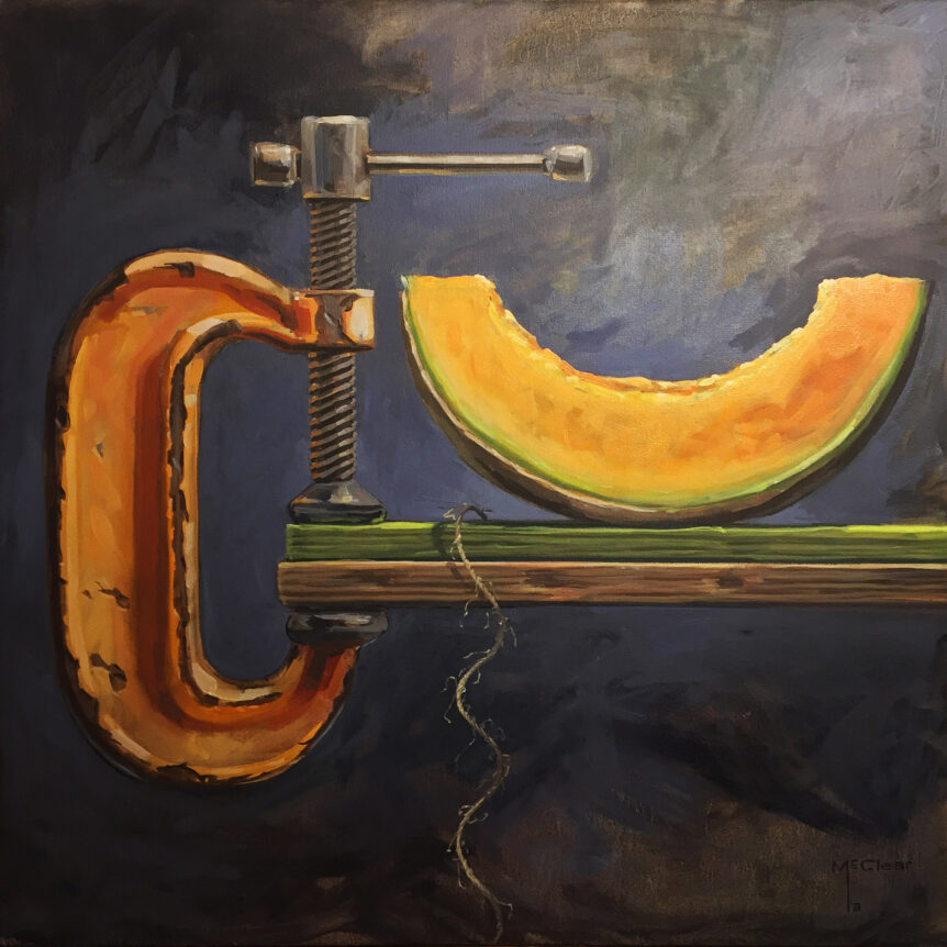 Melon | Clamp by Brian McClear