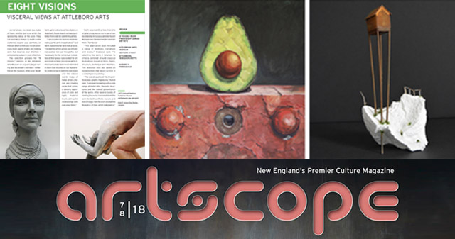 Brian McClear | Artscope Magazine 8 Visions