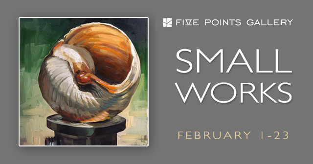 Brian McClear | Five Point Gallery: Small Works