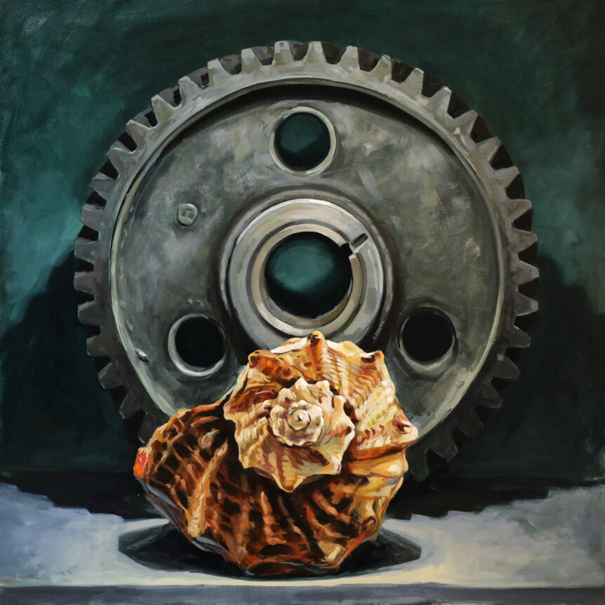 Shell and Gear by Brian McClear
