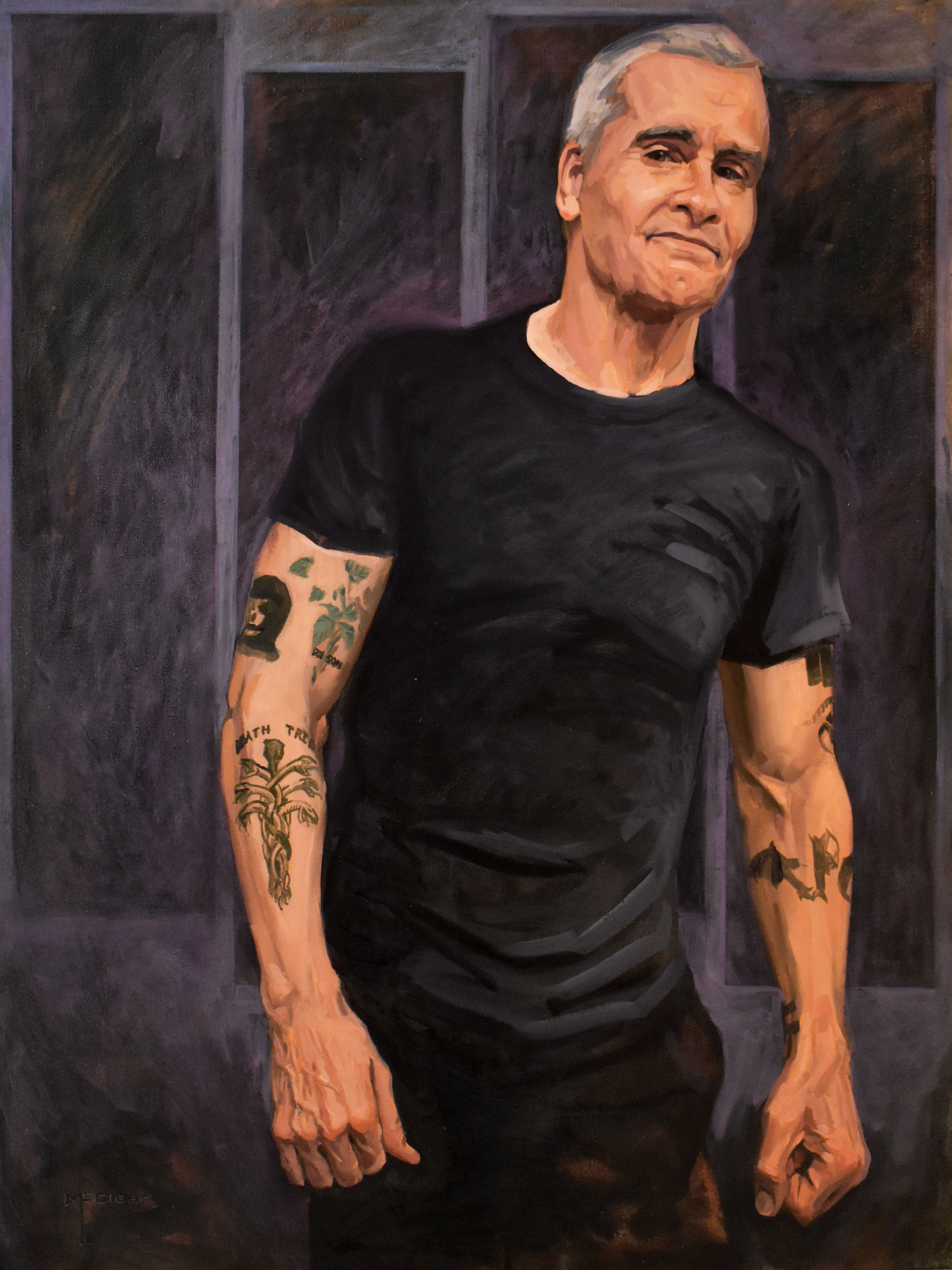 """""""Henry"""" by Brian McClear 
