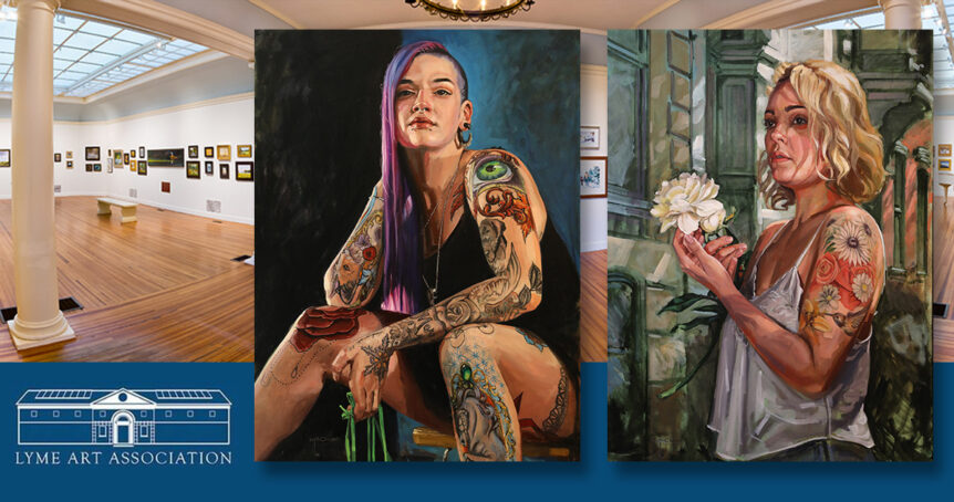 Brian McClear | Lyme Art Association Expanded Visions