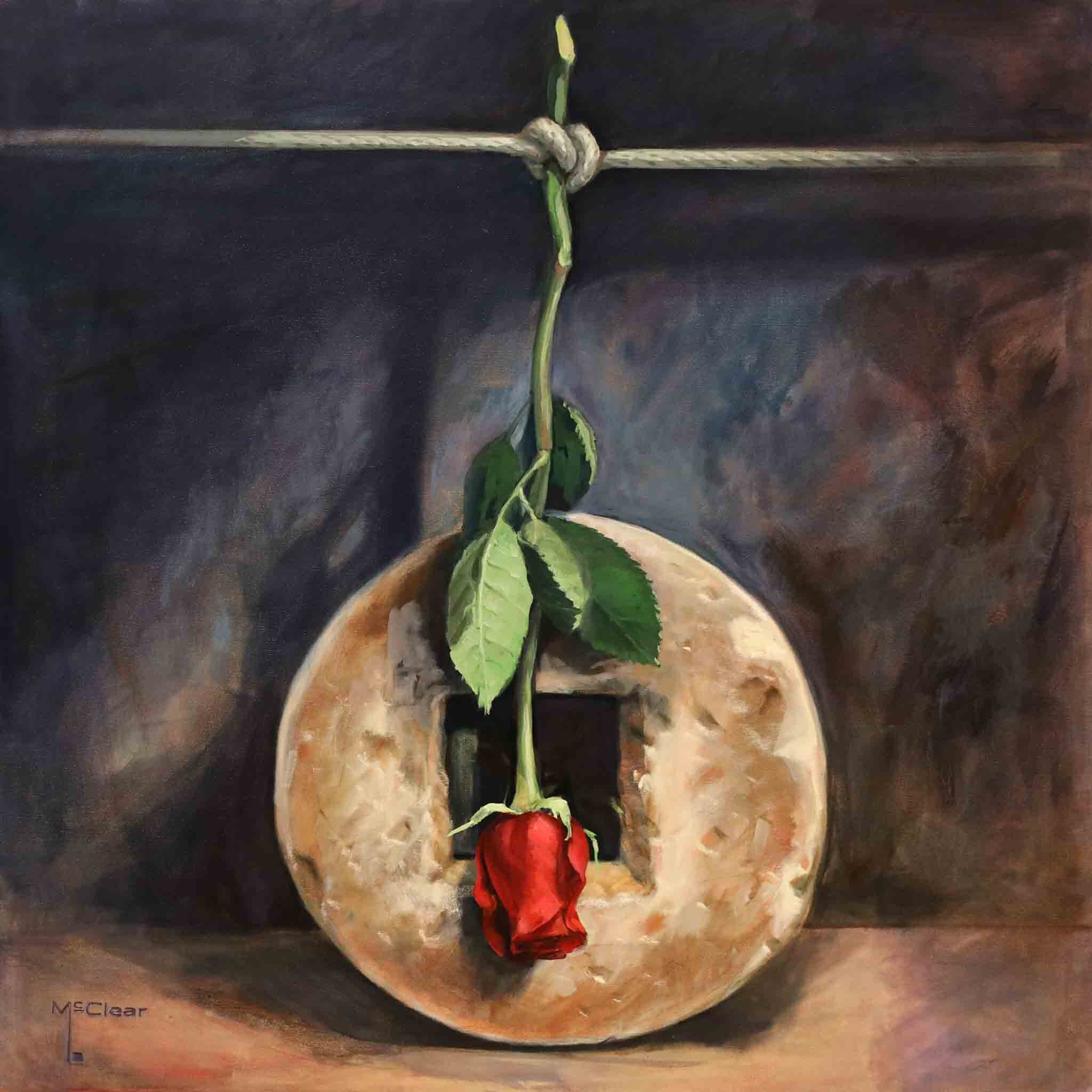 Rose to Grindstone by Brian McClear