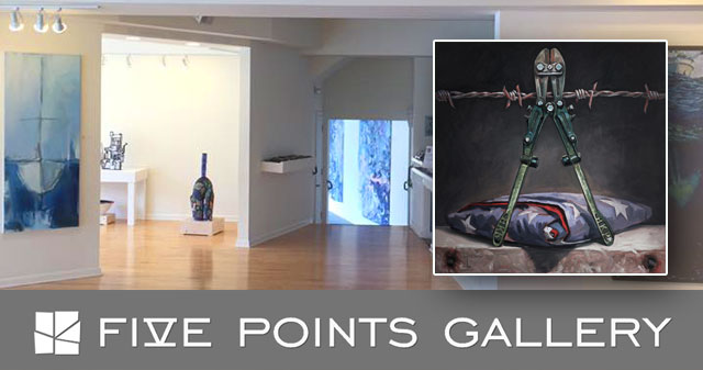 Brian McClear | Five Points Gallery