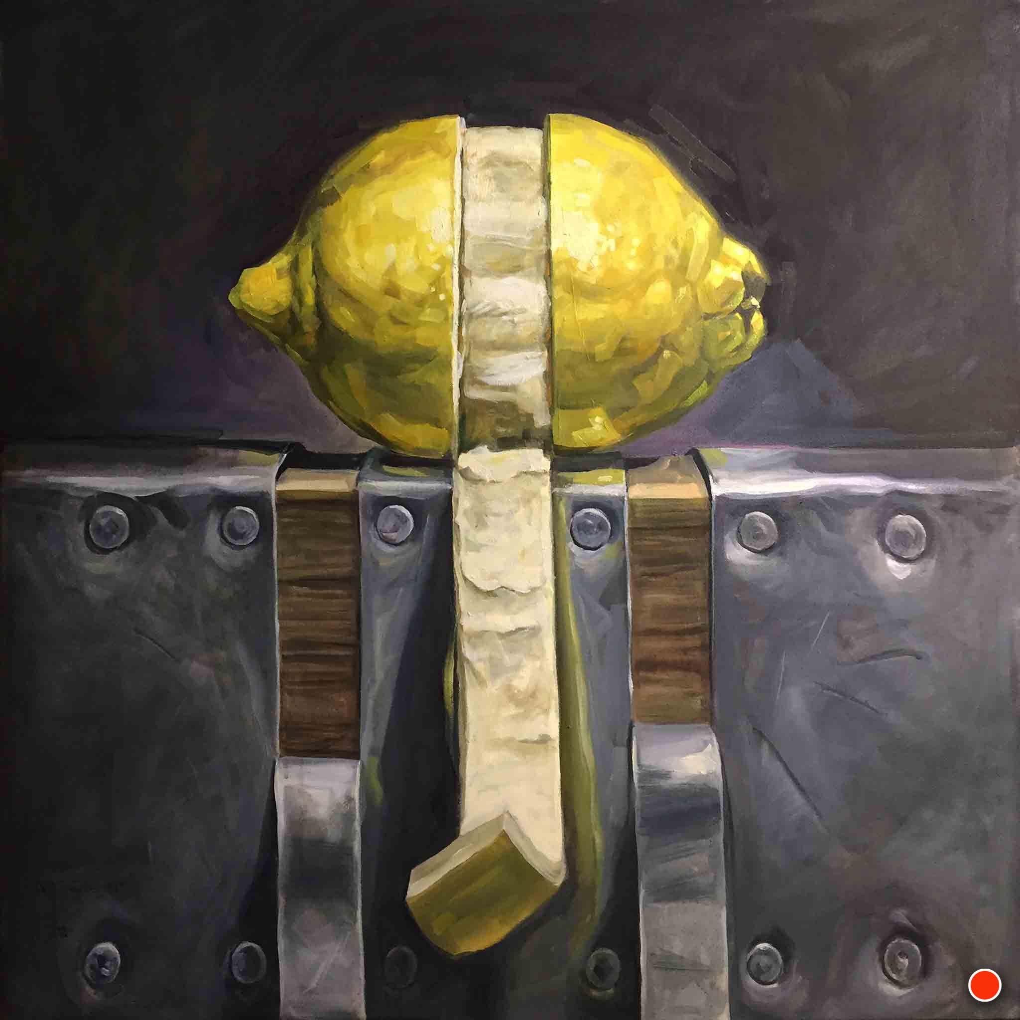 Lemon Peel by Brian McClear