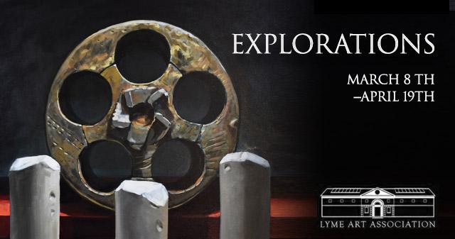 Brian McClear | Lyme Art Association: Explorations